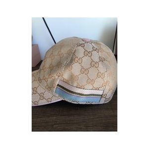 10519928608605 Gucci Accessories   Monogram Baseball Hat   Poshmark
